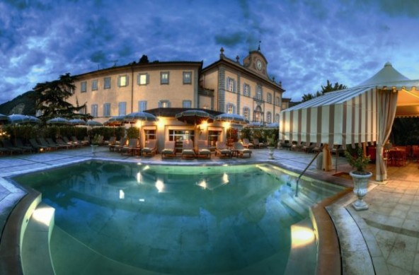 Hotel Bagni di Pisa Resort in Toscana