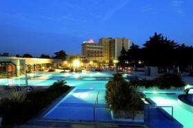 Hotel Sollievo Terme a Montegrotto Terme.