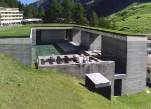 Terme di Vals in Svizzera