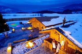 Terme Cron4 a Riscone in Alto Adige