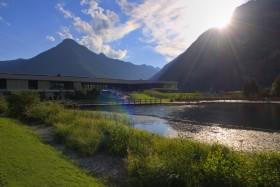 Cascade: Balneazione e Benessere a Campo Tures