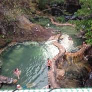 Vulcano Rincon De La Vieja in Costa Rica