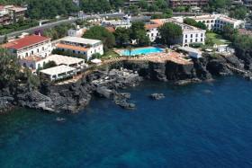 Grand Hotel Baia Verde ad Acicastello: Catania