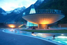 Aqua Dome a Langenfeld in Austria